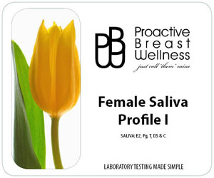 saliva hormone testing instructions